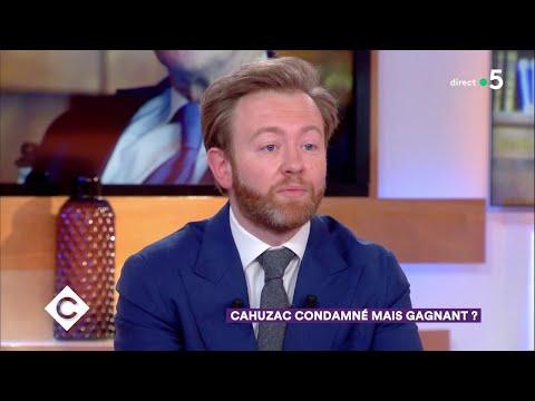 Cahuzac condamné mais gagnant ? - C à Vous - 15/05/2018