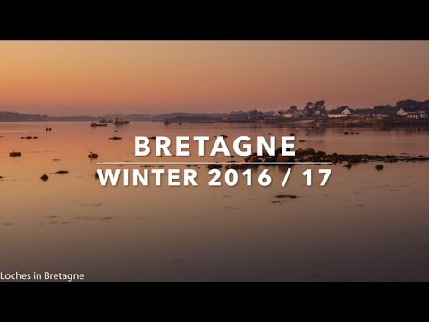 Loches - Bretagne im Winter