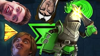 A BUNCH OF IDIOTS HAVING FUN! | Knight Squad Part 2