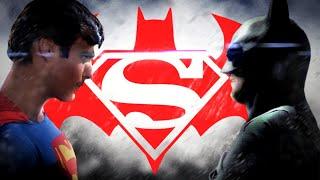 Superman/Batman: The World's Finest - Retro Trailer (Christoper Reeve/Michael Keaton)