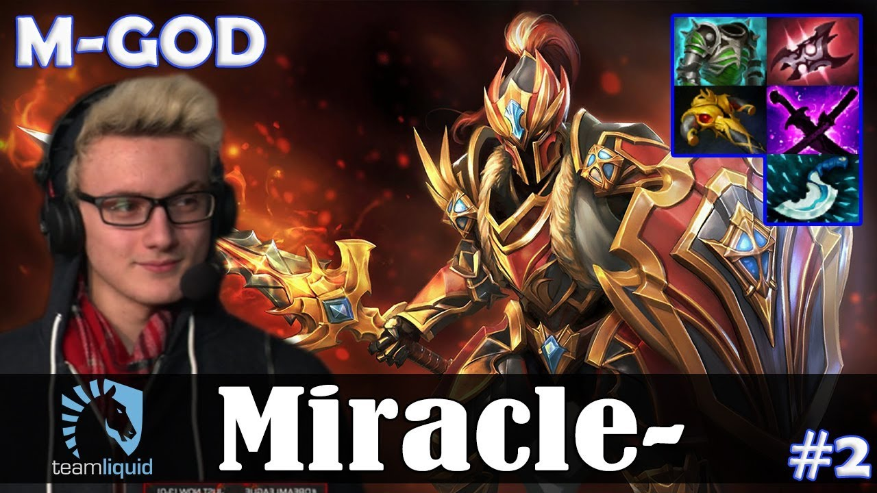 Miracle Dragon Knight Mid M God Dota  Pro Mmr Gameplay