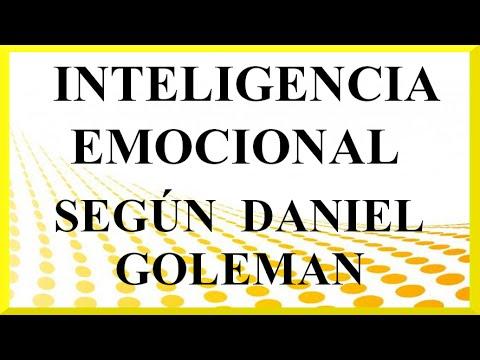 Inteligencia Emocional Daniel Goleman - Inteligencia Emocional según Daniel Goleman
