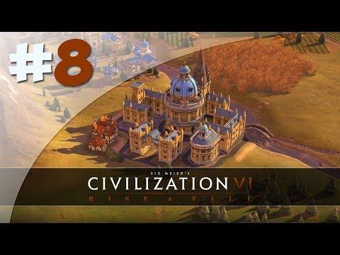 Ecosse - #8 Civilization VI, Rise and Fall