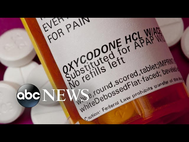Opioid trial reaches settlement l ABC News