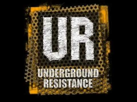 Underground Resistance- Something happened on Dollis Hill
