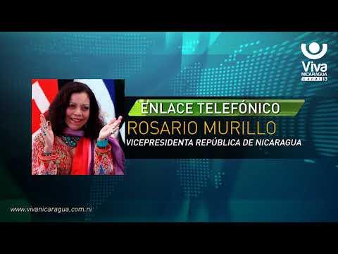 Comunicación Íntegra de la Compañera Rosario Murillo (18 de Diciembre de 2017)