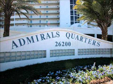 Admirals Quarters Condos For Sale Orange Beach Alabama Vid