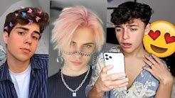 REACTING TO CUTE TIK TOK BOYS (Gay Reacts)