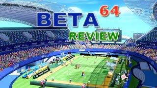 Mario Tennis: Ultra Smash - Reviews by Beta64