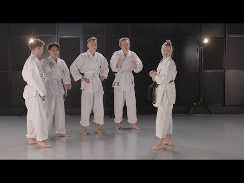 Karate with Anne-Marie [Episode 2: The Vamps]