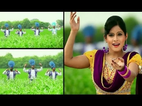 Miss Pooja & Amrit Brar - Diesal Gaddi (Official Video) Album :[Decision] Punjabi hit Song 2014