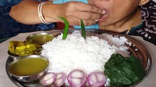 Village Food Eating Show Mukbang Indian Food With Recipe