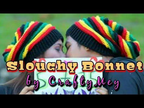Slouchy Bonnet ( Part 1 )  8902c1a5e14