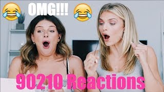 REACTIONS TO 90210 SEASON 1 | Annie and Naomi Fight Scene | Shenae Grimes Beech and Annalynne Mccord