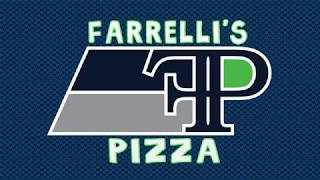Farrelli's Pizza = Football Paradise