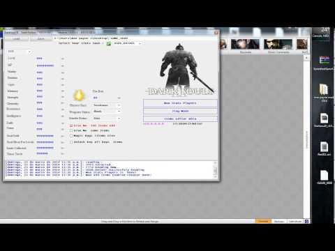 dark souls 2 xbox 360 save game editor tutorial