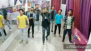 Simmba-Aankh Marey  cover dance video |ashish yadav choreography |