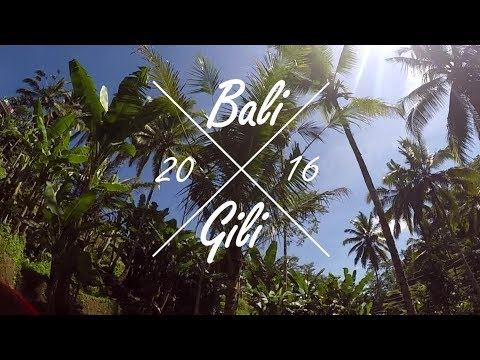 Bali - Travel the Island of Gods - GoPro 2016