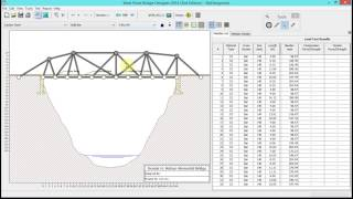 West Point Bridge Designer: Create And Test Bridge