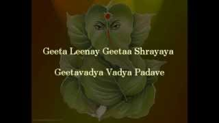 Beautiful Ganesha Bhajan by Shankar Mahadevan