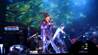 Adam Lambert - Voodoo (Glam Nation Tour live in KL 2010)