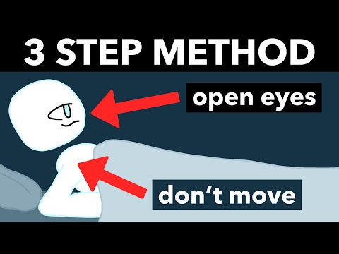 How To Lucid Dream Tonight In 3 Steps