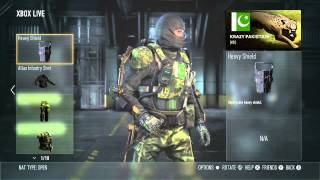 Call of Duty®: Advanced Warfare KRAZY PAKISTANI OPERATOR Thumbnail