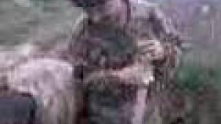 Кадыровцы издеваются над солдатами-срочниками