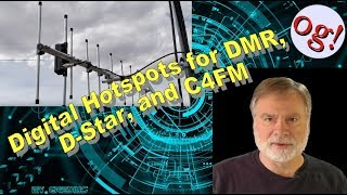 Digital Hotspots for DMR, D-Star, and C4FM (#141)