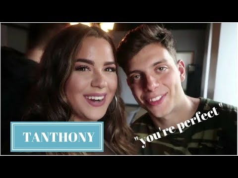TANTHONY IS REAL edit* {UNFORGETTABLE} cute moments