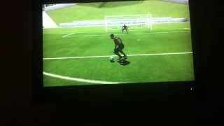 Fake Rainbow Kick?? Fifa 14 DEMO