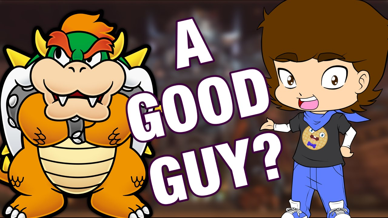 Download Bowser Is NOT Evil (Super Mario Bros.) - ConnerTheWaffle