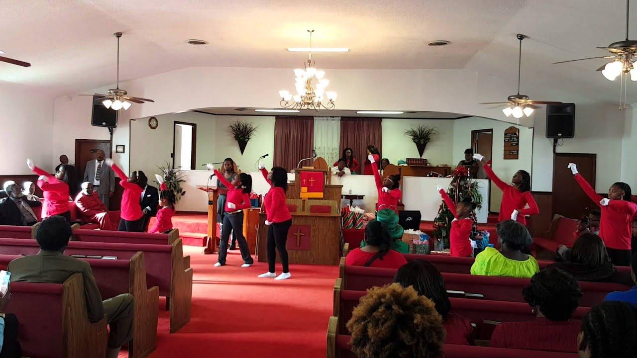 christmas praise dance jerusalem baptist church - Christmas Praise Dance