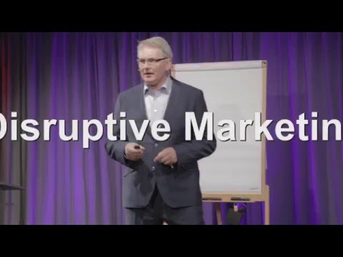 Stefan Frisch: Disruptive Marketing - Keynotes, Sprecher, Workshops, Berater