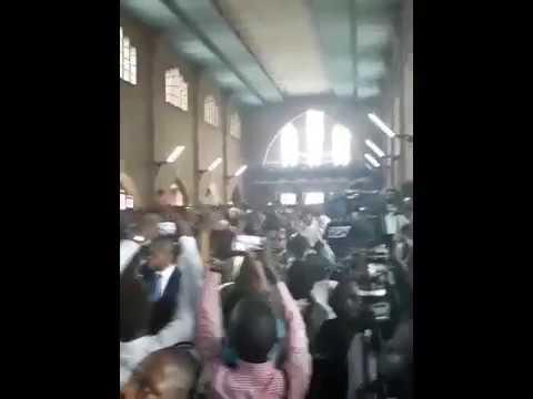 Bolanda makambo eleki na Notre Dame du Congo