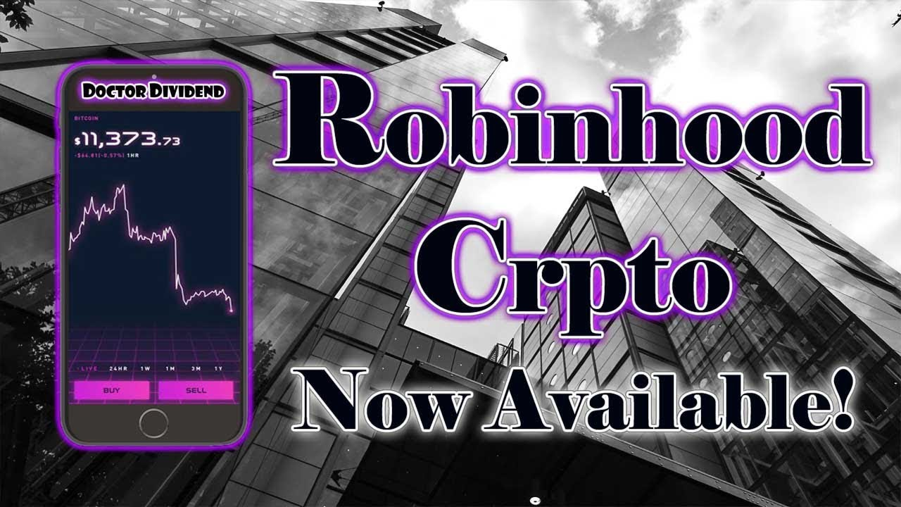 can you buy cryptocurrency on robinhood