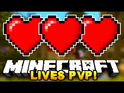 Minecraft - LIFE OR DEATH! #1 (PVP Mini-Game) - w/ The Pack
