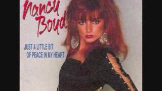 Nancy Boyd - Just a little bit of peace in my heart