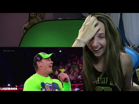 John Cena You SAVAGE 7/22/19