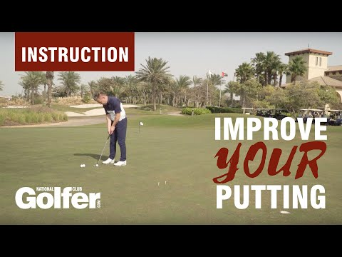 Improve your putting with this drill: Putting tips with Dan Whittaker