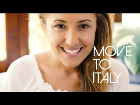 Q&A: How To Change Your Life (and Move To ITALY)