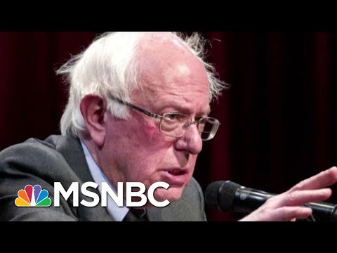 Bernie-Sanders-Elizabeth-Warren-Battle-For-Top-Spot-In-NH-Polling-Morning-Joe-MSNBC