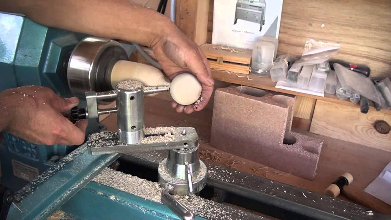 Vermec Sphere Cutting (wooden Ball) Youtube