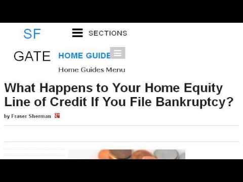 What Happens To Home Equity Loans In Foreclosure