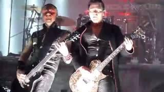 Rammstein - Zerstören (Multicam Tour 2016) [CC/ENG/ES/FR/EST]
