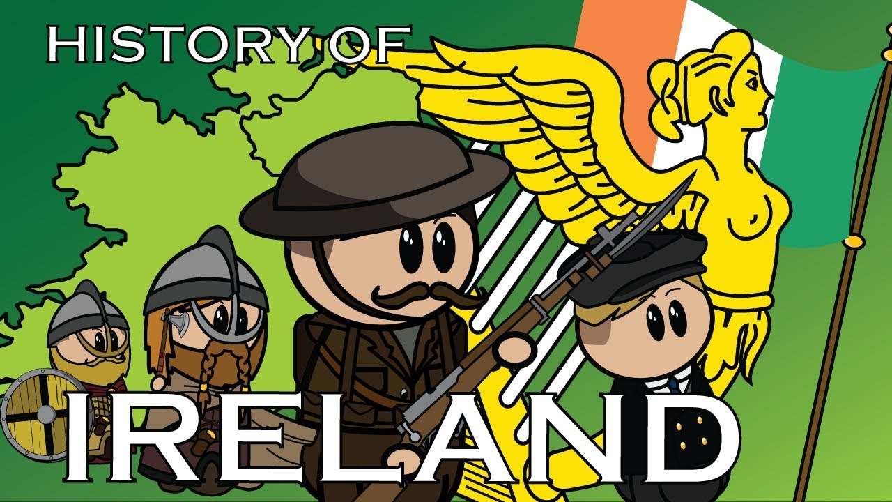 Download The Animated History of Ireland