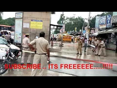 [Mock Drill]GTB Nagar 2 Terrorist Attack Samrat Restaurant After Encountered Dead ft. Satyam Singh