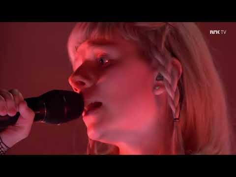 AURORA - Murder Song (5, 4, 3, 2, 1) [Live at Nidarosdomen]
