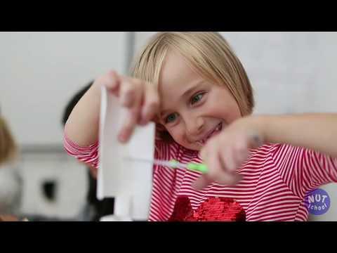 Детский день рождения в СПб | Как отметить день рождения? Творческий детский праздник в студии НУТ