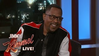 Don't Scare Martin Lawrence